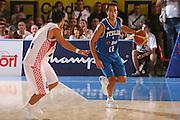 DESCRIZIONE : Bormio Torneo Internazionale Gianatti Finale Italia Croazia <br /> GIOCATORE : Massimo Bulleri <br /> SQUADRA : Nazionale Italia Uomini <br /> EVENTO : Bormio Torneo Internazionale Gianatti <br /> GARA : Italia Croazia <br /> DATA : 04/08/2007 <br /> CATEGORIA : Palleggio <br /> SPORT : Pallacanestro <br /> AUTORE : Agenzia Ciamillo-Castoria/S.Silvestri