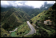 15: CANARY ISLANDS LA GOMERA LUSH SLOPES