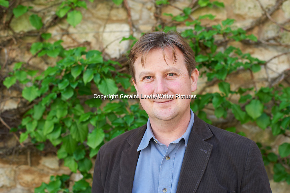 Julian Baggini, Philosopher and writer at The Oxford Literary Festival 2011 in Christchurch,  Oxford