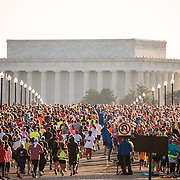 Cherry Blossom 10-Miler / Washington DC, United States