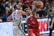 Burns Christian<br /> A|X Armani Exchange Milano-Happy Casa Brindisi<br /> Legabasket Serie A 2018-2019<br /> Milano 07/10/2018<br /> Foto I.Mancini / Ciamillo