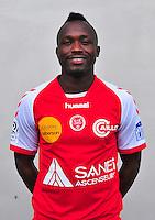 Bocundji CA - 03.10.2013 - Photo officielle Reims - Ligue 1<br /> Photo : Philippe Le Brech / Icon Sport