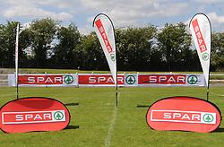 The SPAR FAI Primary Schools 5's Connacht finals, pictured at Solar Park Mayo.<br /> Pic Conor McKeown