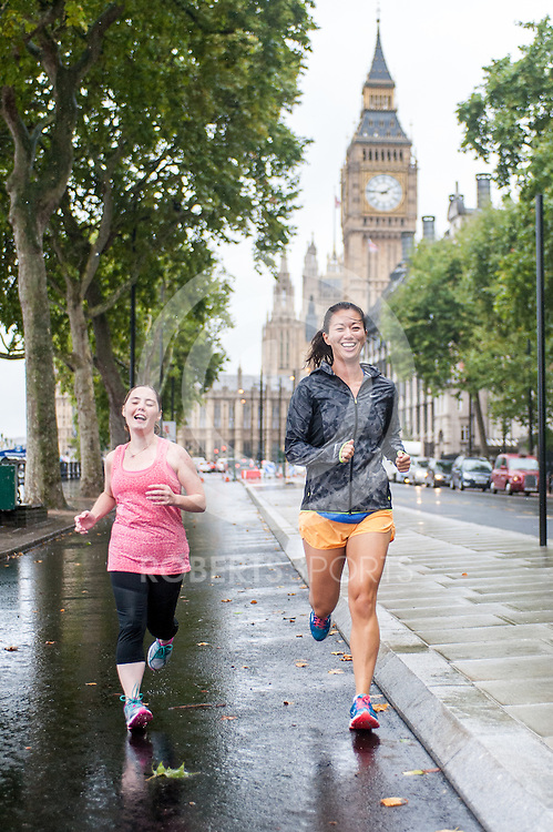 Images from the Urban running photo shoot, 25 August 2015 in City of London. Photo: Paul J Roberts | RobertsSports Photo. All Rights Reserved
