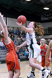 07 January 2017: Maddie Merritt  during an Wheaton Thunder and the Illinois Wesleyan Titans in Shirk Center, Bloomington IL
