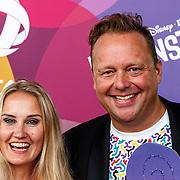 NLD/Hilversum/20150715 - Premiere Binnenstebuiten, Peggy Vrijens, Richard Groenendijk