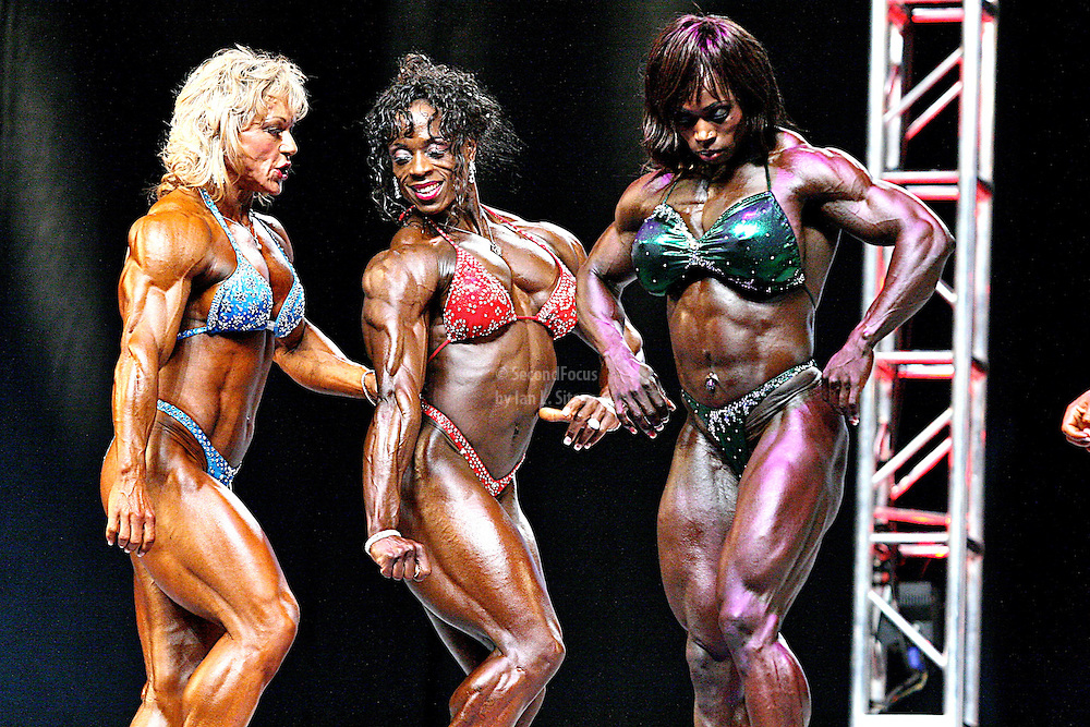 Olympia 2007 Women's Bodybuilding Finals