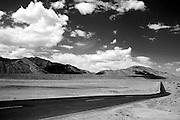 The Road less traveled. Leh-Kargil Road.