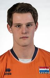 17-03-2017 NED:  Reportage pre jeugd Oranje jongens, Arnhem<br /> Jesper van Muijden