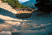TURKEY, GREEK AND ROMAN Arycanda; city theatre