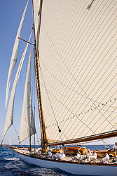 © Sander van der Borch. St. Tropez, 30 September 2008. Voiles de Stropez. First day of the classics.