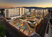 St. Mary's Medical Center.Childs Mascari Warner Architects
