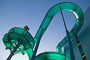 Water slide details, Glenelg, (Adelaide) South Australia
