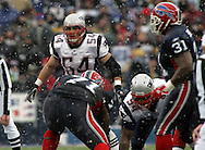 Tedy Bruschi, New England Patriots @ Buffalo Bills, 11 Dec 05, 1pm, Ralph Wilson Stadium, Orchard Park, NY