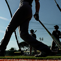 South Hills baseball practice at South Hills High School in West Covina, Calif., on Wednesday, March, 07, 2017.