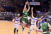 DESCRIZIONE : Milano Coppa Italia Final Eight 2014 Semifinale Montepaschi Siena Enel Brindisi<br /> GIOCATORE : Jeff Viggiano<br /> CATEGORIA : Passaggio<br /> SQUADRA : Montepaschi Siena<br /> EVENTO : Beko Coppa Italia Final Eight 2014<br /> GARA : Montepaschi Siena Enel Brindisi<br /> DATA : 08/02/2014<br /> SPORT : Pallacanestro<br /> AUTORE : Agenzia Ciamillo-Castoria/R.Morgano<br /> Galleria : Lega Basket Final Eight Coppa Italia 2014<br /> Fotonotizia : Milano Coppa Italia Final Eight 2014 Semifinale Montepaschi Siena Enel Brindisi<br /> Predefinita :