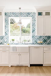 A beautiful southern style Kitchen.