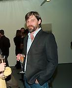 ROE ETHRIDGE, The Photographers' Gallery Deutsche Borse Photography prize 2011.  Ambika P3. Baker St. London. 26 April 2011.  -DO NOT ARCHIVE-© Copyright Photograph by Dafydd Jones. 248 Clapham Rd. London SW9 0PZ. Tel 0207 820 0771. www.dafjones.com.