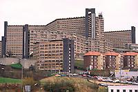Hyde Park flats Sheffield