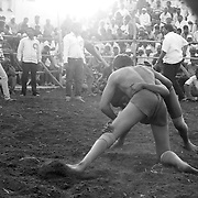 """Kushti"", a form of wrestling, the three thousand year old sport played on Red Soil, traditinonally this event is held at every year in Village Devlali, India, as a part of Mhasoba Maharaj Jatra, where traditional Kushti wrestlers came from all over the country to play and win the game. many wrestlers earn fame and money along with trophies in the event."