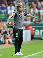 Antonio Conte, manager of Chelsea during the pre season friendly match at Weserstadion, Bremen, Germany.<br /> Picture by EXPA Pictures/Focus Images Ltd 07814482222<br /> 07/08/2016<br /> *** UK &amp; IRELAND ONLY ***<br /> EXPA-EIB-160807-0234.jpg