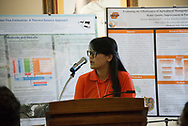 Oklahoma State Student Water Research Conference held at the OSU Student Union.