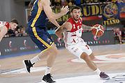Marketing , Airness<br /> Zurich Connect Supercoppa 2018-2019<br /> Lega Basket Serie A<br /> Brescia 29/09/2018<br /> Foto Ciamillo & Castoria