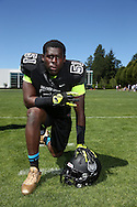 Chad Thomas at The Opening on July 3, 2013 at the Nike World Headquarters  in Portland, Oregon.