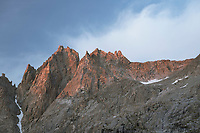 Mount Helen, Bridger Wilderness, Wind River Range Wyoming