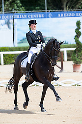 Kienbaum Florine (GER) - Don Windsor<br /> European Championships Dressage Junior and Young Riders 2014<br /> © Hippo Foto - Leanjo de Koster