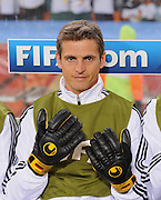 Goalkeeper Hans Joerg BUTT (Deutschland) during the 2010 FIFA World Cup South Africa Group D match between Ghana and Germany at Soccer City Stadium on June 23, 2010 in Johannesburg, South Africa.
