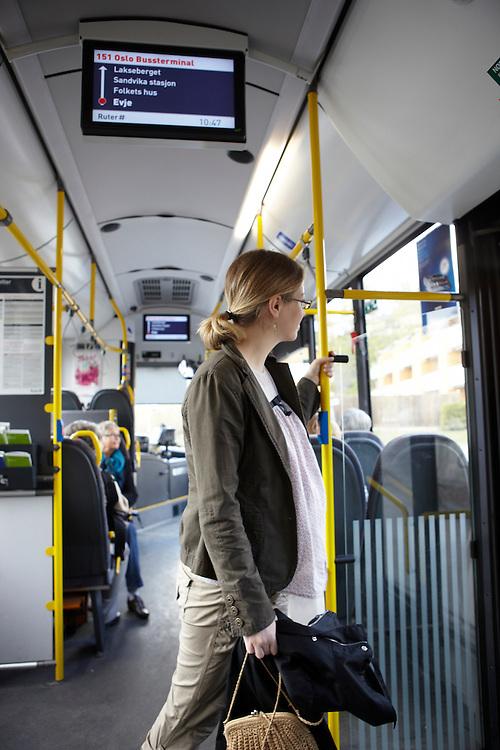 k2012, buss,sandvika, inne,