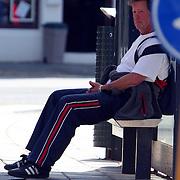 NLD/Amsterdam/20070725 - Verhuizing van Jack Spijkerman na zijn scheiding, fotograaf Paul Dubois