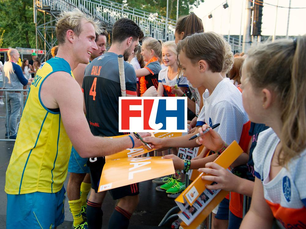 BREDA - Rabobank Hockey Champions Trophy<br /> Netherlands - Australia<br /> Photo: ZALEWSKI Aran.<br /> COPYRIGHT WORLDSPORTPICS FRANK UIJLENBROEK