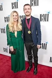 Nov. 13, 2018 - Nashville, Tennessee; USA - Musician BRANDON LANCASTER of the band LANCO  attends the 66th Annual BMI Country Awards at BMI Building located in Nashville.   Copyright 2018 Jason Moore. (Credit Image: © Jason Moore/ZUMA Wire)