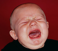 Baby (6-9 months) crying