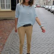 NLD/Den Bosch/20120214 - Valentijnslunch 2012 Addy van den Krommenacker, Kim Kotter