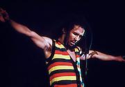 Bob Marley live at the Brighton Centre