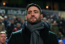 Bristol City head coach Lee Johnson - Mandatory by-line: Robbie Stephenson/JMP - 02/02/2018 - FOOTBALL - Macron Stadium - Bolton, England - Bolton Wanderers v Bristol City - Sky Bet Championship