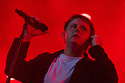 Lewis Capaldi live music concert at Scarborough Open Air, Scarborough, United Kingdom on 20 July 2019.