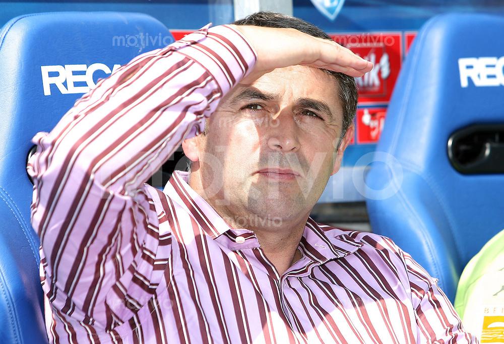 FUSSBALL     1. BUNDESLIGA     SAISON 2007/2008  Klaus ALLOFS, Geschaeftsfuehrer beim SV Werder Bremen wird beim FC Bayern als Nachfolger von Uli Hoeness ins Gespraech gebracht.   U.B.z.: Klaus ALLOFS vom 11.08.2007