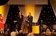 Sting, Sir Bob Geldof and Midge Ure. 50th Ivor Novello Awards, Grosvenor House. London. 26 may 2005. ONE TIME USE ONLY - DO NOT ARCHIVE  © Copyright Photograph by Dafydd Jones 66 Stockwell Park Rd. London SW9 0DA Tel 020 7733 0108 www.dafjones.com