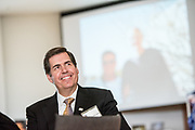 President Thayne McCulloh at the Annual Celebration of Catholic Schools. (Photo by Zack Berlat)