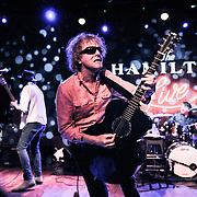 Ian Hunter at The Hamilton Live on November 2, 2014.