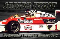 James Hunt Silverstone, 1976