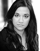 Natasha Lewis <br /> Headshot portrait session <br /> London <br /> 14th November 2011
