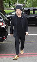 Boy George, The Ivor Novello Awards, Grosvenor House, London UK, 21 May 2015, Photo by Richard Goldschmidt