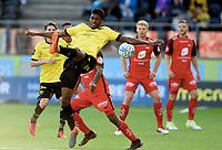 Fotball , 12. mai 2018 , Eliteserien , Start - Brann<br /> <br /> Damion Lowe , Start