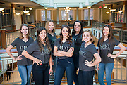 OHIO Women in Business,College of Business, Students.
