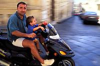 Italie - Sicile - Noto, ville baroque -